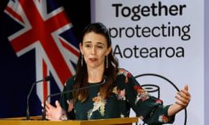ニュージーランドの首相、ジャシンダ・アーダーン