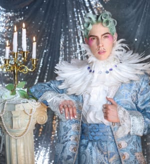 'Flamboyant is a word that's been used in a very derogatory way': Dorian Electra.