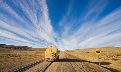 Living in cars, working for Amazon: meet America's new nomads