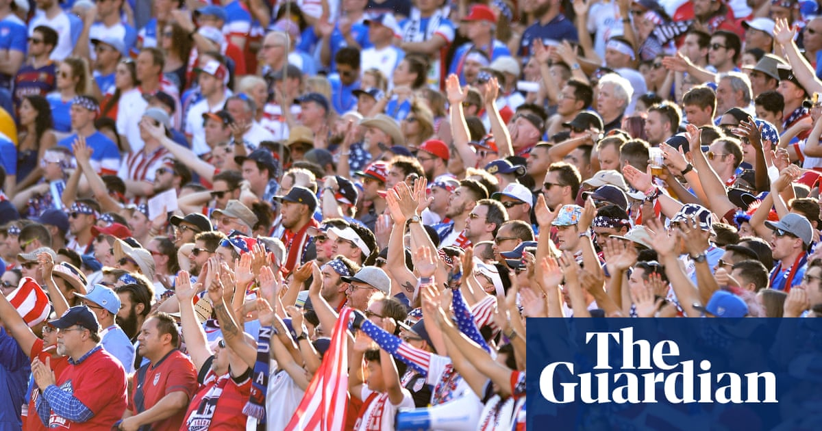 7e46b82b391 Beers, bandanas and boos: the American Outlaws' grapple with frat-boy soccer
