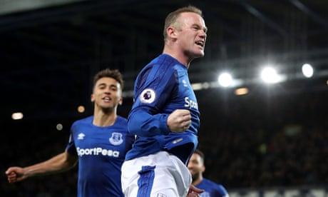 Was Wayne Rooney's halfway line goal the best in Premier League history?