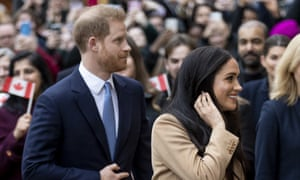 The Duke And Duchess Of Sussex visit Canada