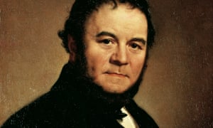 A portrait of Stendhal, pseudonym of Marie-Henri Beyle (Grenoble, 1783-1842), French writer, painted in 1840 by Johan Olof Sodermark