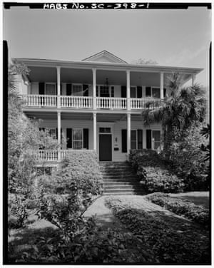 Robert Smalls McKee-Smalls House, 511 Prince Street in Beaufort.
