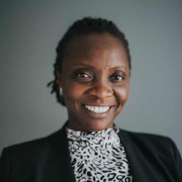 Victoria Nyanjura.