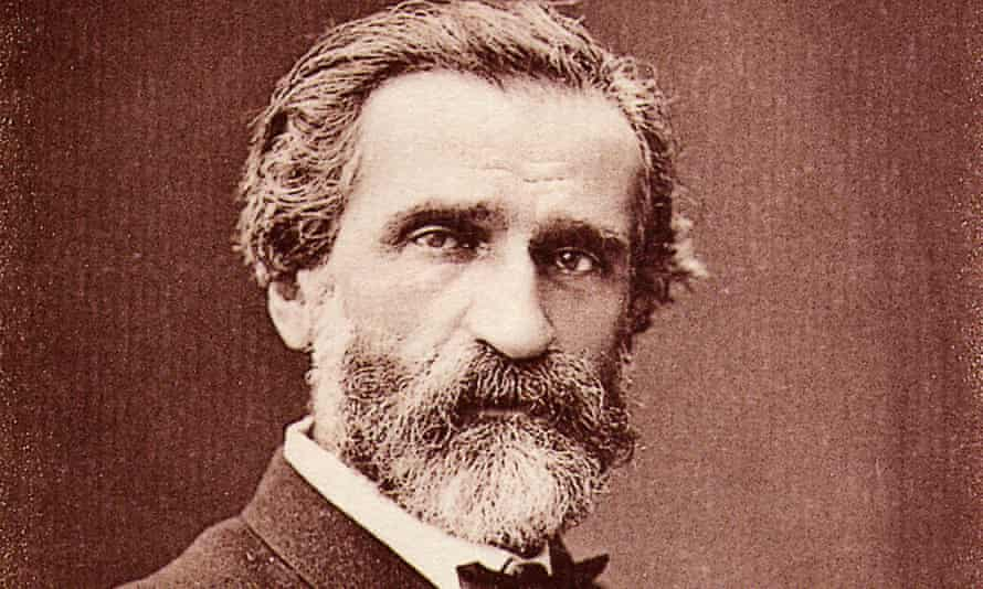 Giuseppe Verdi, whose letters have been snapped up by the home he created.