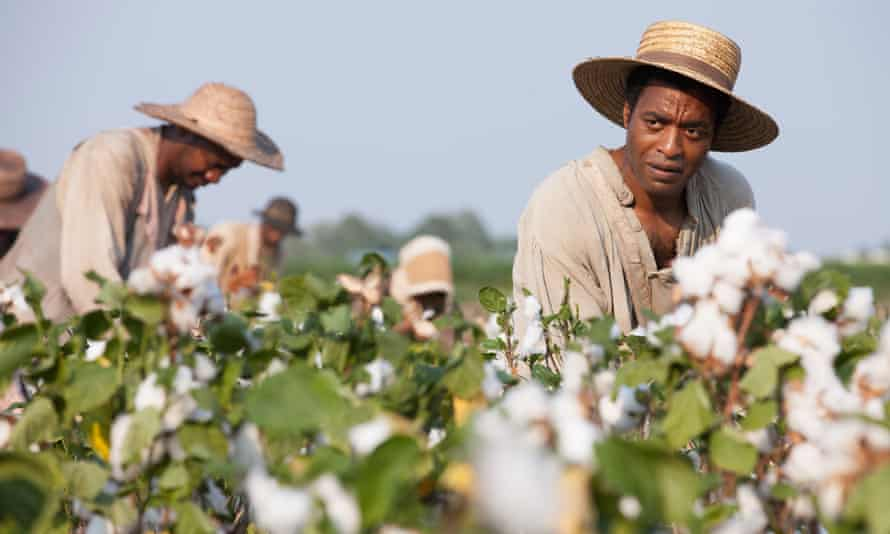 A scene from the 2013 film, 12 Years a Slave: John Locke was a shareholder in slaving companies.