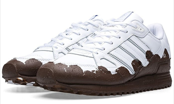 00c116141de Would you pay £280 for a pair of pre-dirtied trainers? | Fashion ...