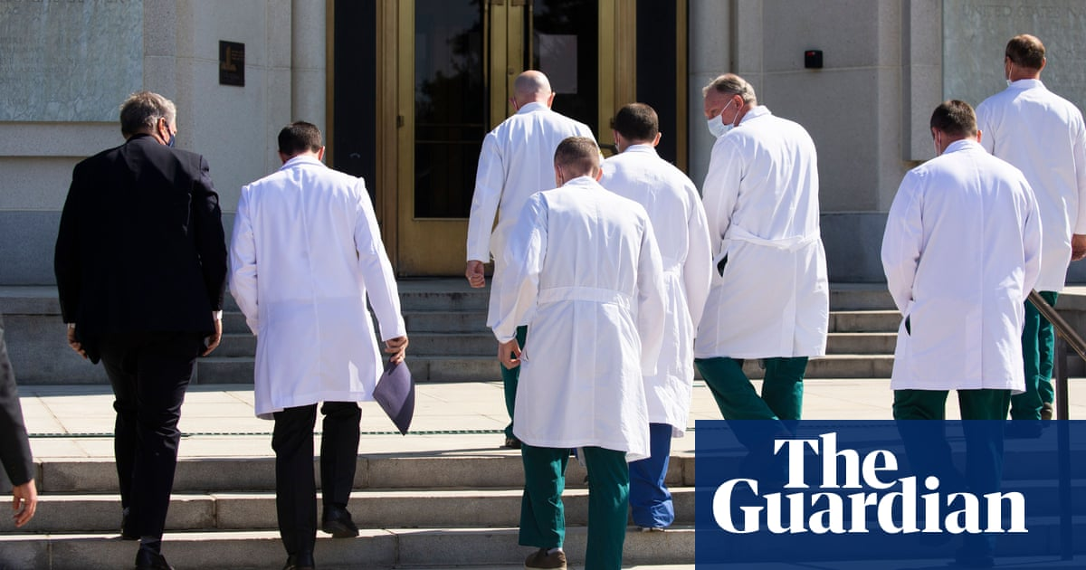 Antibody cocktail given to Trump 'best shot' for Covid-specific therapy says Australian scientist – The Guardian