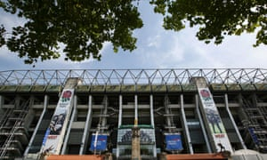 A simple change of name for the RFU, based at Twickenham, could make a huge difference to its image.