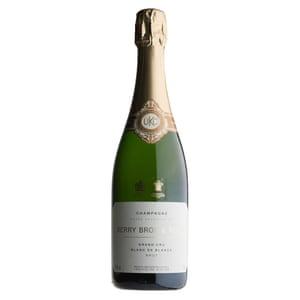 Berry Bros & Rudd Blanc de Blancs champagne Le Mesnil Grand Cru
