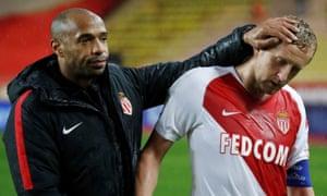 Tough times at Monaco.