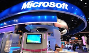 Microsoft has become the first technology company to join the conservative-led group, which includes oil giants BP, ExxonMobil, Shell, Total and ConocoPhillips among its founding members.