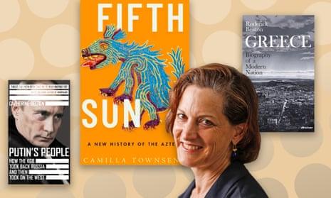 The best books of 2020, chosen by Anne Applebaum