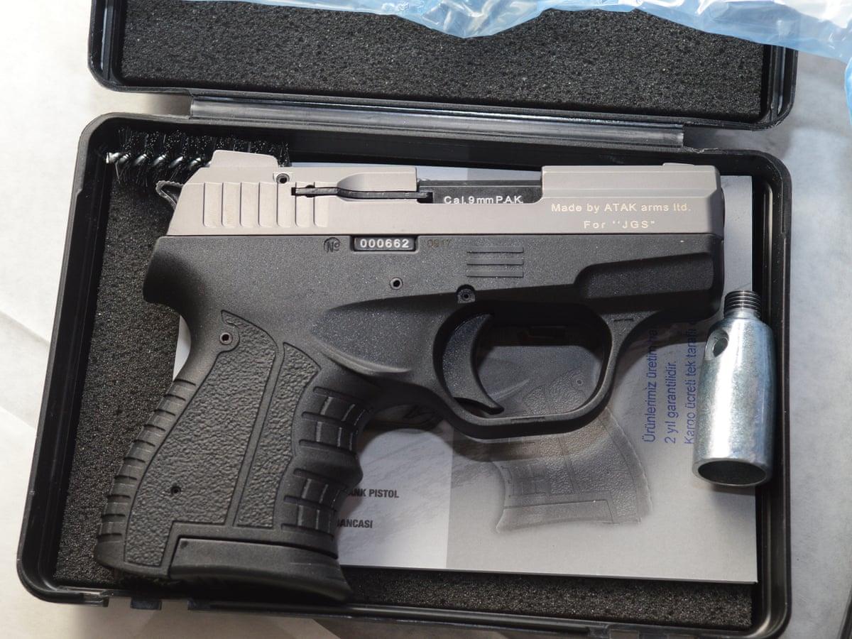 From a Czech warehouse to a street near you: the journey of a gun | Gun  crime | The Guardian