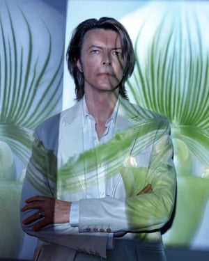 David Bowie by Tim Bret-Day, 1999