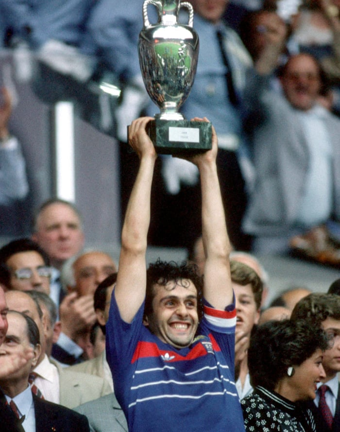 How France hosted and won Euro 1984 (and British TV ignored the ...