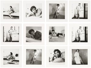 Lorna Simpson. May, June, July, August '57/'09 #8. 2009. Twelve gelatin silver prints Each: 5 × 5 in. (12.7 × 12.7 cm) Acquired through the generosity of The Contemporary Arts Council of The Museum of Modern Art, 2010 © 2015 Lorna Simpson MoMA Photo