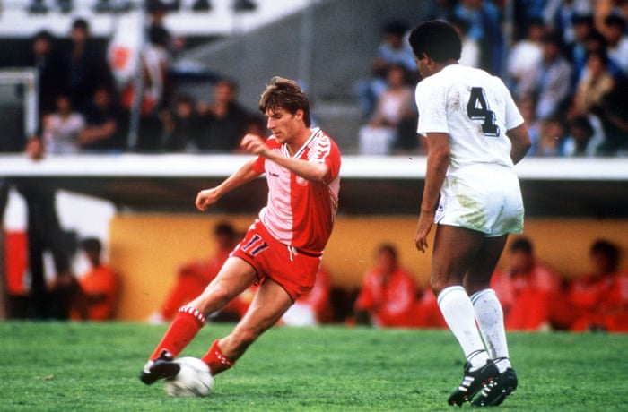 Michael Laudrup: a portrait of an icon   Football   The Guardian