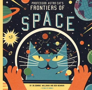 Frontiers of space cover