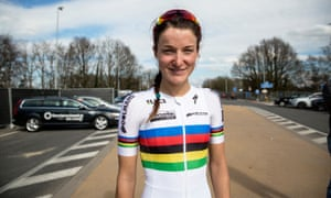 Anyone wanting to follow Lizzie Armitstead's progress in the Giro Rosa back at home in Britain had to rely on social media, with no live coverage or even daily highlights show