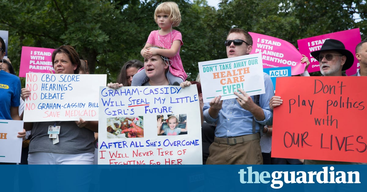 The Resistance Now: Campaigners Warn Fight for Healthcare Is Not Over