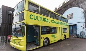 Boarding school … Slung Low theatre company's Cultural Community College