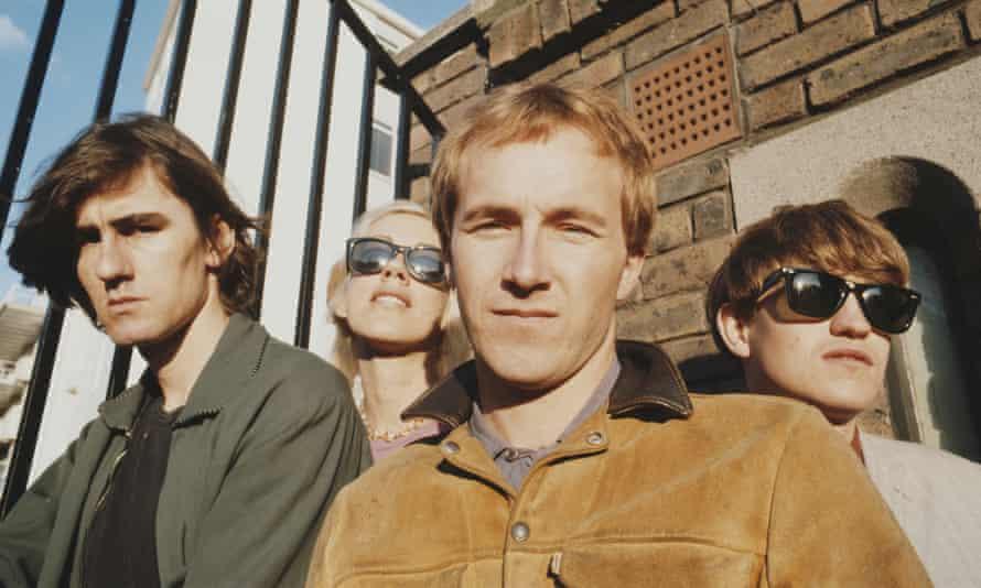 The Go-Betweens circa 1987