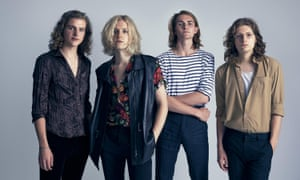 Like Foals crossed with the Maccabees and Starsailor … Sundara Karma