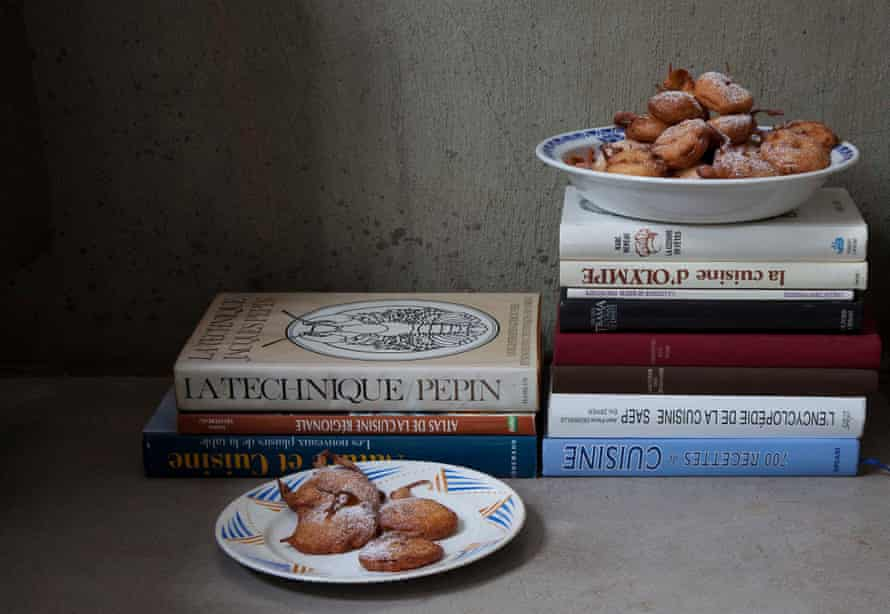 Sweet memories: Dominique Ansel's apple beignets