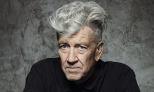 David Lynch: 'I'm gathering fish together, but I haven't started cooking them.'