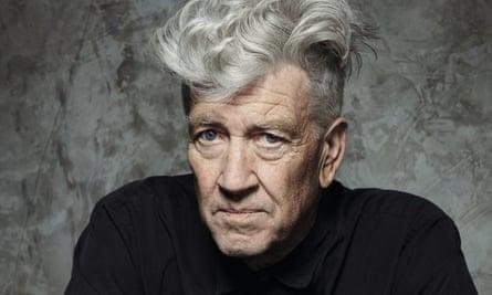 Pure creativity … David Lynch.