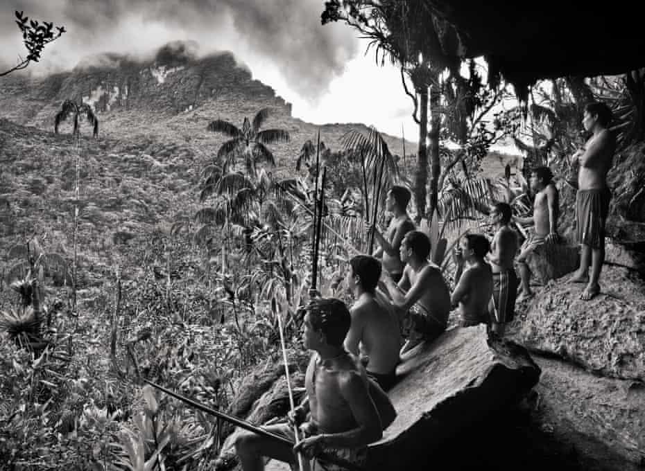 Paradise exists!': Sebastião Salgado's stunning voyage into Amazônia |  Sebastião Salgado | The Guardian
