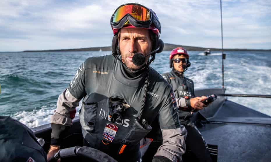 Ben Ainslie won six consecutive races after major changes to the Ineos Team UK boat.