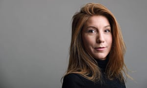 Final assignment: a family handout of Kim Wall.