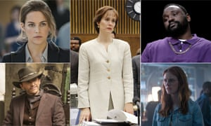 Best in show: The Girlfriend Experience, OJ v The People, B.A.N., San Junipero and Westworld