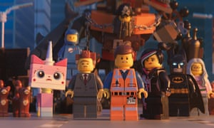 Scene from Lego Movie 2