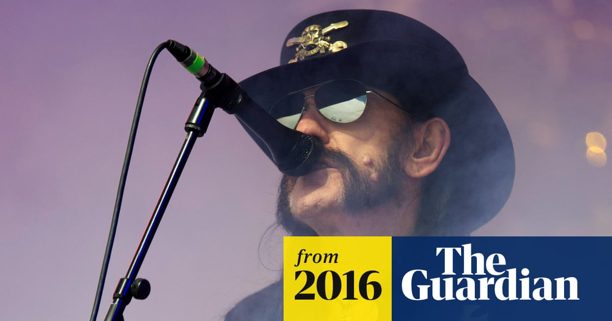 Download festival sets up Lemmy stage in honour of late