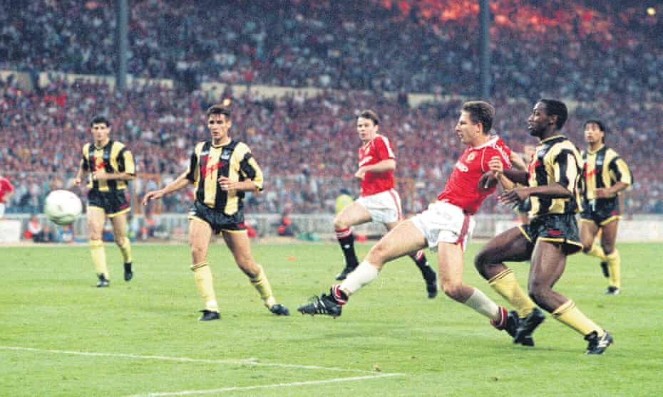 Lee Martin scored the winner for Manchester United in 1990 at Wembley.