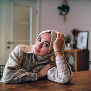 Modest fashion consultant/influencer Hülya Aslan
