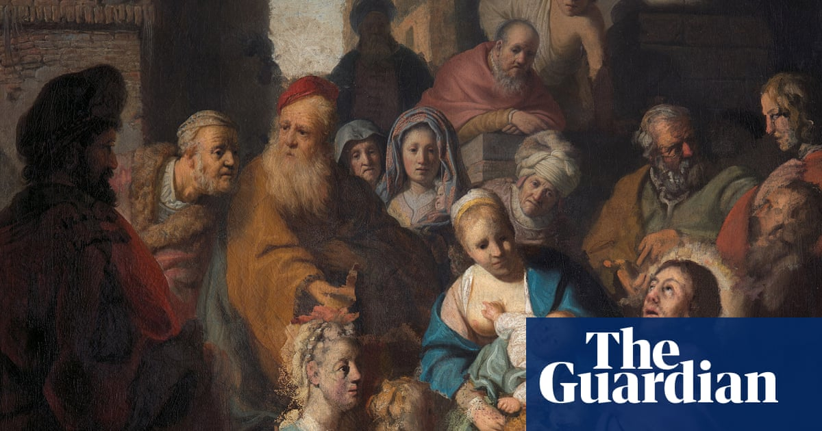 Newly discovered Rembrandt to be shown in UK for first time