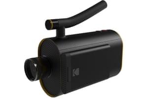 And also in black … Kodak Super 8