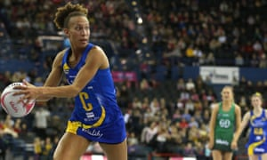 Serena Guthrie made her homecoming in the familiar colours of Team Bath after three years playing in New Zealand and Australia.
