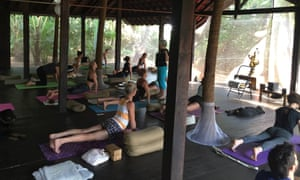Omkarananda Patanjali Yoga Kendra, Rishikesh, Uttarakhand