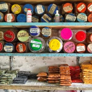 Spice shop in Lamu Old Town