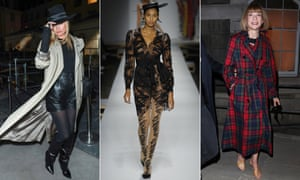 2139446311e9 Black tights or bare legs? Autumn's crucial style debate returns ...