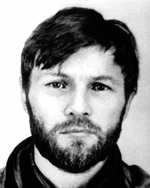 Hired killer Alexander Solonik, aka 'Superkiller'.