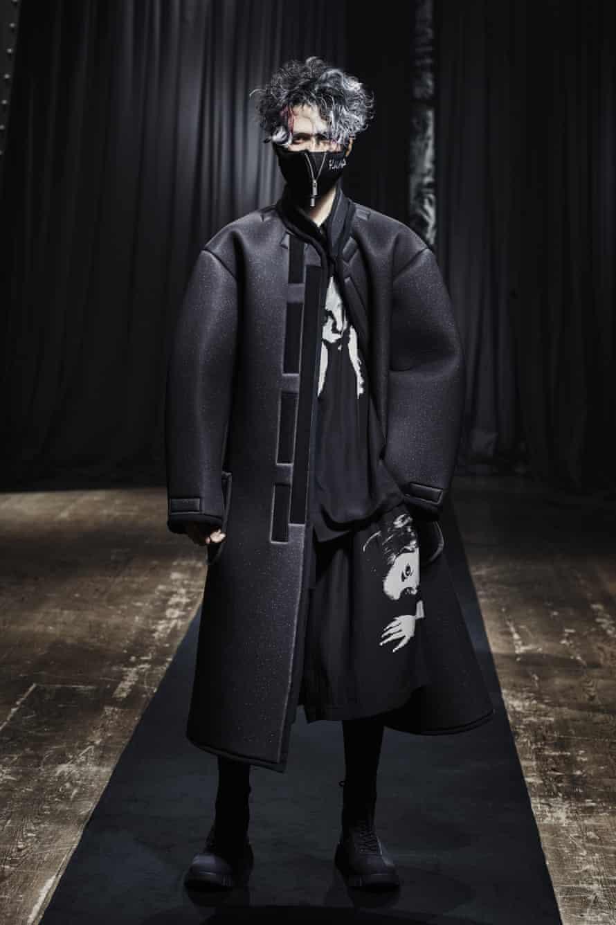 Yohji Yamamoto AW21