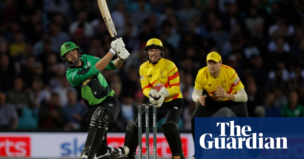 James Vince leads from front as Brave breeze past Rockets into Hundred final