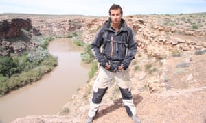 Discovery makes Bear Grylls' Man Vs Wild, among other shows.